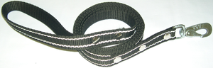 Reflexkoppel svart 20mm