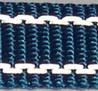 Reflexband 25mm Blått